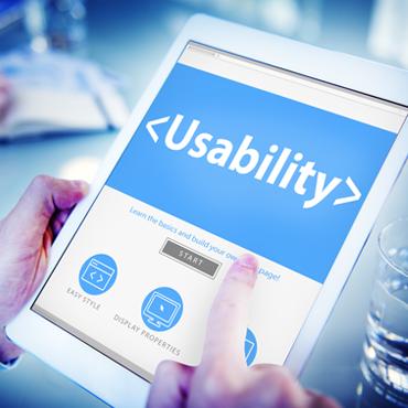 Pesquisa qualitativa de usabilidade de sites e APPS.